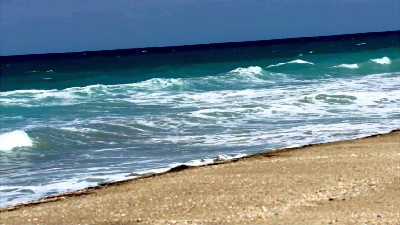 Звук морской волны скачать
