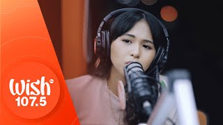 "Clara Benin performs ""Wine"" LIVE on Wish 107.5 Bus"