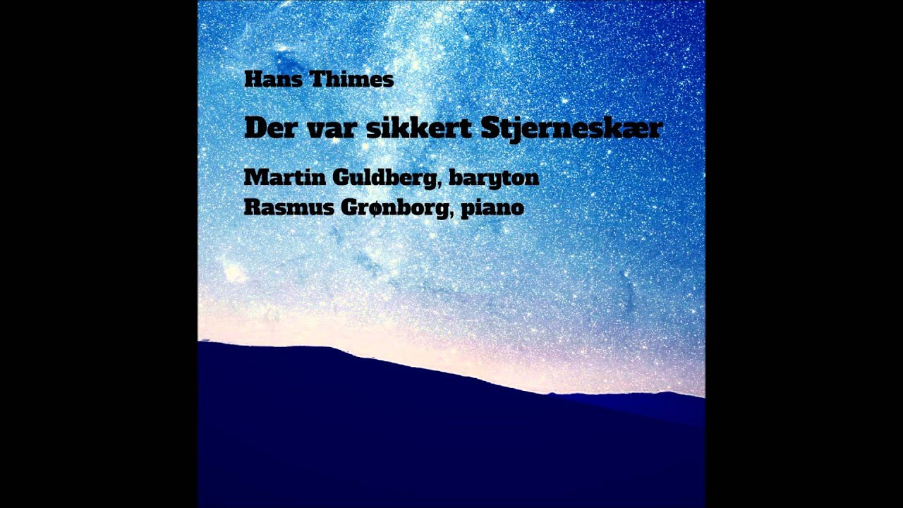 Martin Guldberg - Sanger med mere