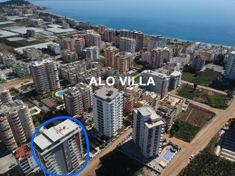 Property in turkey/ Luxury residence 3 room 2 bathroom 160m2 / Property in Mahmutlar