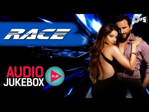 Race Jukebox  Full Album Songs  Saif, Bipasha, Akshaye, Katrina, Anil, Pritam