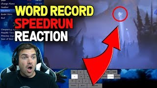Ori and the Blind Forest- World Record Speed Run Reaction: No OOB/TA 25:43