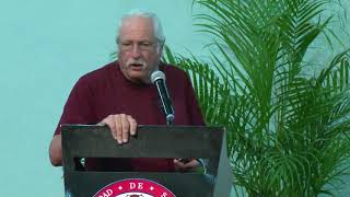 Conference Gangster Capitalism by Marvin Waterstone and Noam Chomsky (Original Audio)