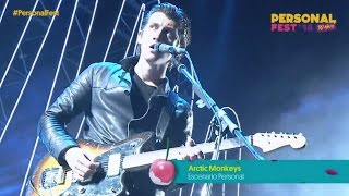 Arctic Monkeys - Why'd You Only Call Me When You're High? (Live at Personal Fest)