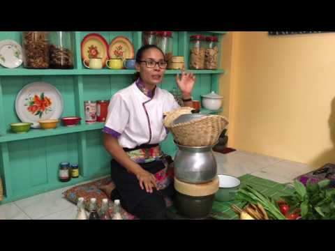 BANGKOK 2017 : SILOM THAI COOKING SCHOOL PART 2