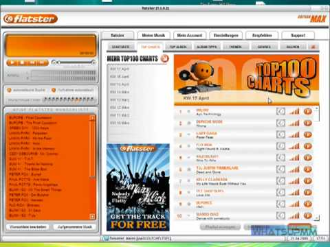 [TuT]flatster - Musik legal über's Radio downloaden