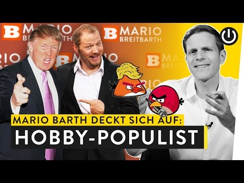 Mario Barth: Der deutsche Donald Trump?! Was er sich beim US-Präsidenten abgeschaut hat | WALULIS