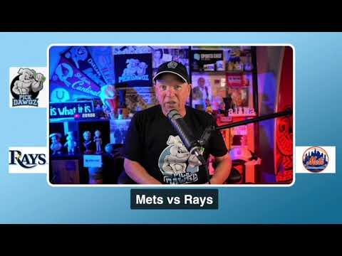 New York Mets vs Tampa Bay Rays Free Pick 9/23/20 MLB Pick and Prediction MLB Tips