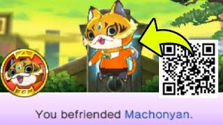 How To Get Machonyan in Yo-kai Watch Blasters EASY!