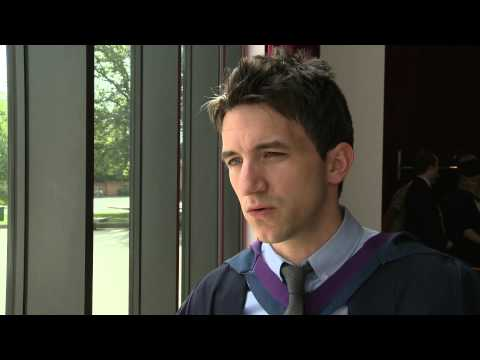 Jamie Lewis NEBOSH National Diploma Best Candidate 2011/12