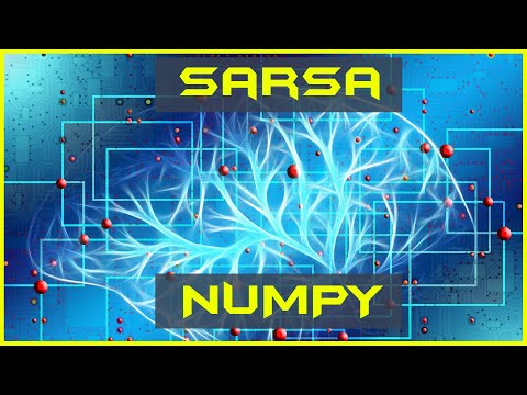 How To Code SARSA With Just Numpy
