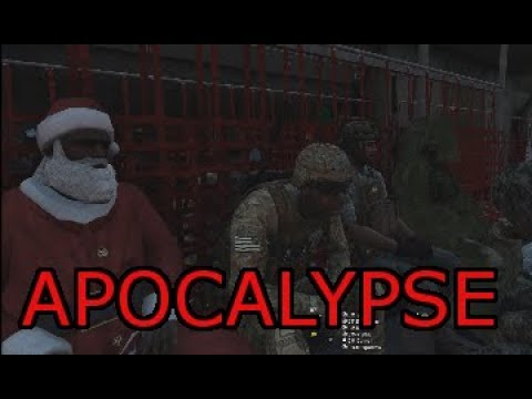 A German Scientist in a Post Apocalyptic World: Arma 3 Survival operations