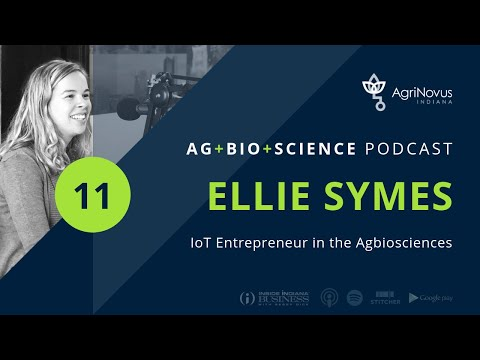 AG+BIO+SCIENCE Podcast: Episode 11, Ellie Symes - YouTube