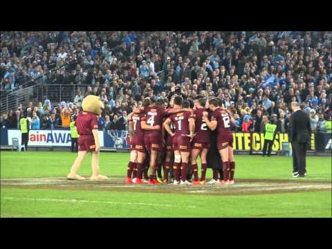 Queensland Radio Announcers Whinging After Maroons Lose 2014 Origin Series