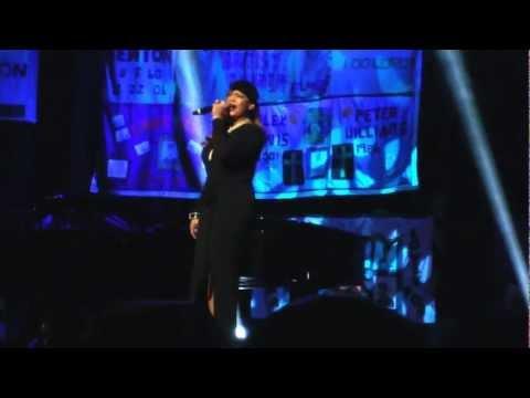 Faith Evans - Tears Of Joy (22nd Annual Divas Simply Singing