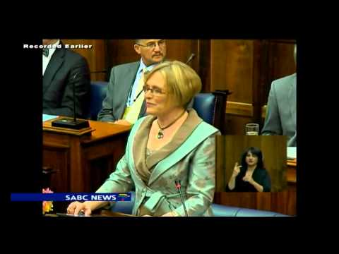 State of the Province Address - Western Cape
