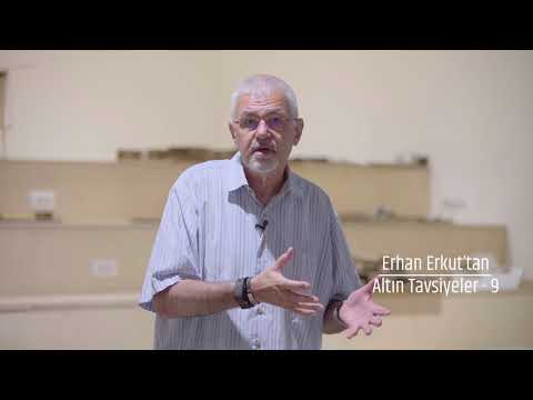 Prof. Dr. Erhan Erkuttan 15 Altın Tavsiye - 9