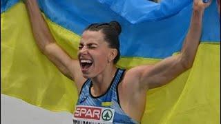 Марина Бех Романчук в последней попытке вырвала ЗОЛОТО Чемпионата Европы 2021