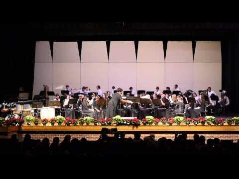 2012-12-12 LHS Winter Concert Series, Part 2 Symphonic Band
