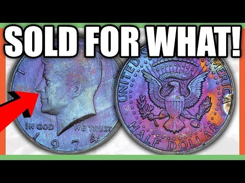 KENNEDY HALF DOLLAR COINS WORTH MONEY - RARE COINS TO LOOK FOR!!