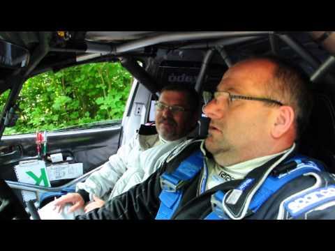 Sipos István-Szabó György Iseum Rallye 2015 - Rallye2 riport a 2. kör után