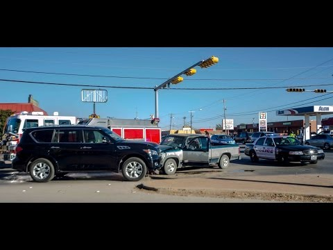 Car Crash, Abilene Texas