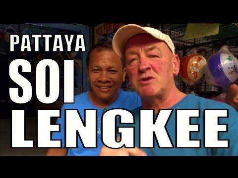 SOI LENGKEE PATTAYA THAILAND