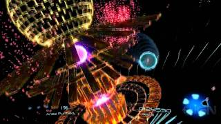 Child of Eden PS3: Matrix Gameplay
