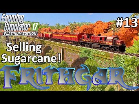 Let's Play FS17, Estancia Lapacho #13: Selling Sugar Cane!