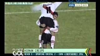 Los 10 Mejores Goles de la Historia de River Plate [Planeta Gol]