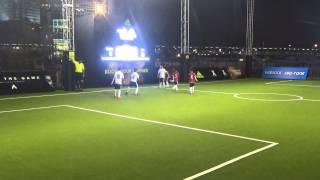 [Adidas cup]U10東區 vs VSA  上半場  全場賽果1:1 23-07-2015