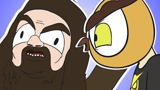 Vanoss Gaming Animated Poop Run! (GMOD FUNNY MOMENTS)