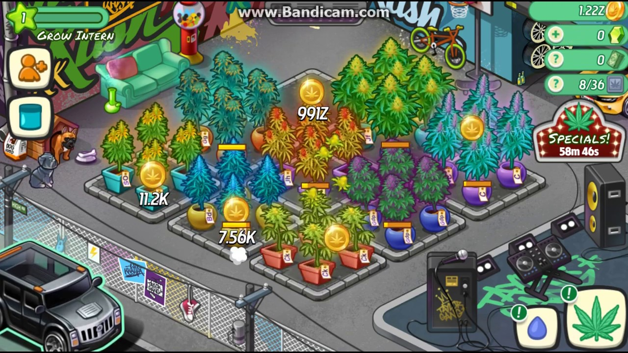 Wiz Khalifa Weed Farm – Ultimate Hack Infinite Money MOD APK Gameplay  #Smartphone #Android