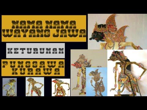 Belajar Mengenal Wayang Prabowo Mahabharat Learning Javanese Shadow Puppet Hd Youtube