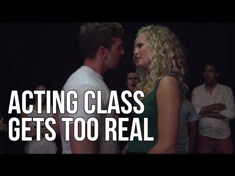 Acting Class Romance