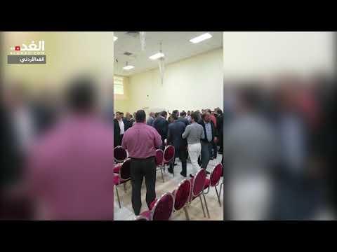 أجواء توتر بانتخابات مجلس نقابة المعلمين  - 12:53-2019 / 4 / 13