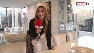 Carolina Solo muestra su lujoso apartamento en Bogotá | ¡HOLA! TV