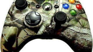 Vista Camo Xbox 360 Controller | Modz Armory