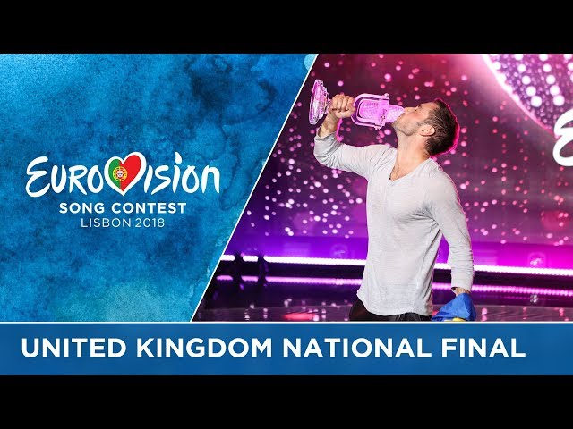 Måns Zelmerlöw will host You Decide, the National Final of the United Kingdom