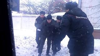 Прогулки оппозиции в Чебоксарах. 05.02.17
