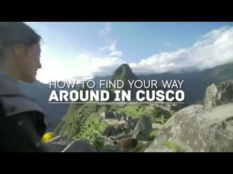 Cusco Guide #5: How to find you way around in Cusco