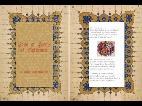Song of Songs of Solomon: interpretation in poetry