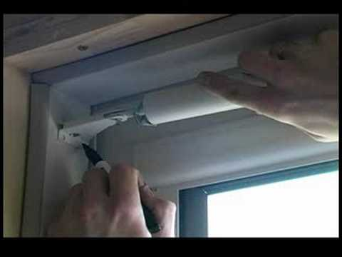 How To Install A Storm Door : How To Install A Storm Door: Closer  Installation