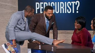 Deion Sanders Puts Oprah's Pedicurist to the Test - To Tell the Truth