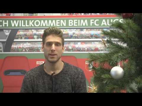 16/17 // Frohe Weihnachten // Andreas Luthe