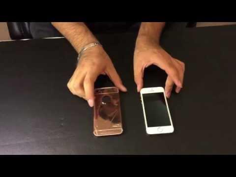 e103719030f Cómo colocar BUMPER DE ALUMINIO ACABADO ESPEJO para iPhone (PASO A PASO) -  YouTube