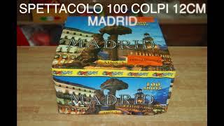Video: 100 COLPI MADRID