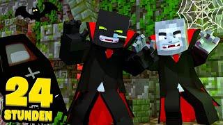 24 STUNDEN als VAMPIR LEBEN?! - Minecraft [Deutsch/HD]