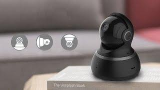 Xiaomi'den Hırsızlara Göz Açtırmayan IP Güvenlik Kamerası: Yi Dome 1080p