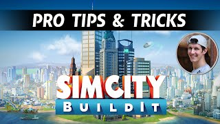 SimCity BuildIt - Pro Tips & Tricks from DesTROYer74